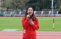 校友潘樂恩小姐分享(中國香港羽毛球代表隊)