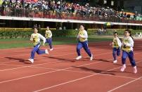 徑賽-100米