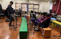低音銅管A