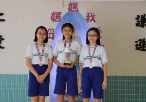 Classroon Vocabulary Competition 2018 (Kowloon District Group C:Primary 5-6)