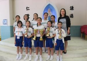 科技體育運動會鐵人賽 學校積分總名次 殿軍