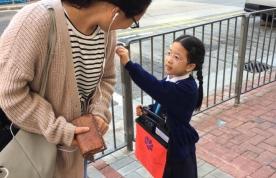 16-17女童軍售旗籌款活動
